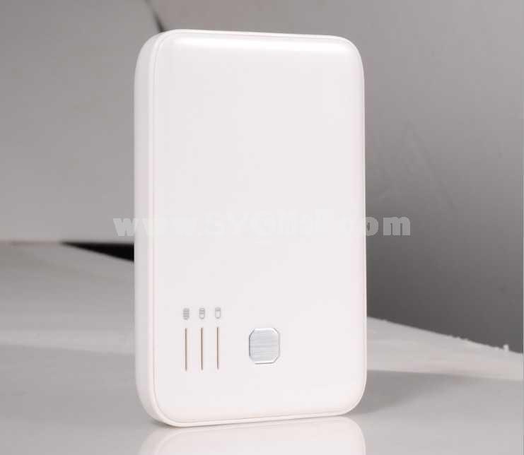 Dual USB Port 5000mAh Portable Power Bank