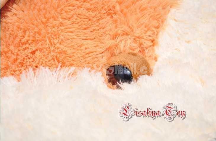 Lovely Cartoon Sleepy Dog PP Cotton Stuffed Lint Toys