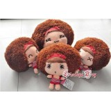 Wholesale - Cartoon Mocmoc PP Cotton Stuffed Plush Toys Stuffed Animals