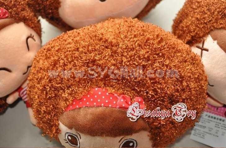 Lovely Cartoon Mocmoc PP Cotton Stuffed Plush Toys