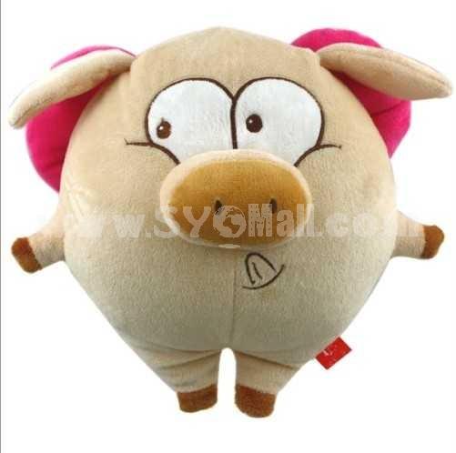 Lovely Cartoon Angel Dog PP Cotton Stuffed Toys