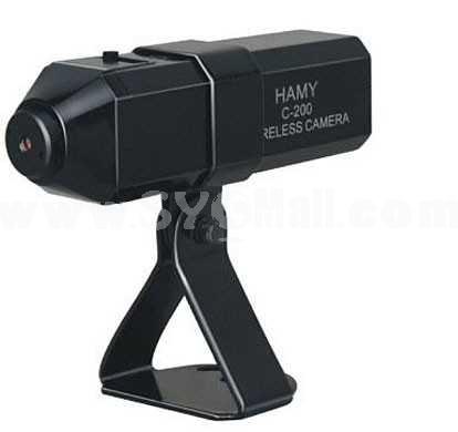 2.4GHz Gun-Type Wireless CCD Camera (C-200)