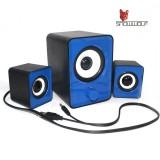Wholesale - Snowwolf 2.1 Multimedia Speaker For Notebook/PC (E2101)