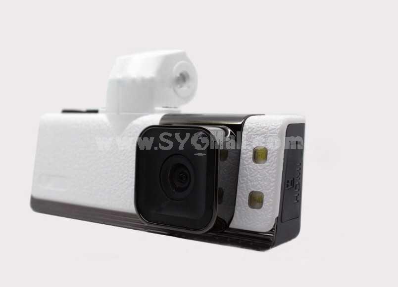 120 Degree Rotate 1.5 Inch 1080P Car Digital Video Recorder