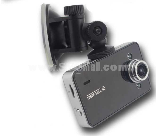 270 Degree Rotate 2.7 Inch Car Digital Video Recorder