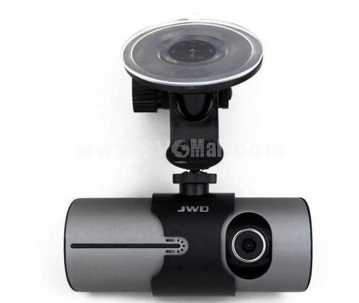 140 Degree Rotate 2.7 Inch Car Digital Video Recorder
