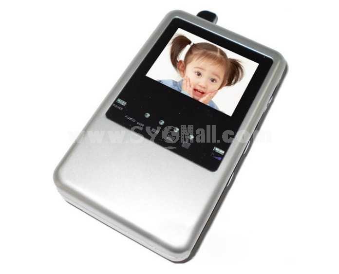 2.5 Inch Digital Wireless Babymonitor