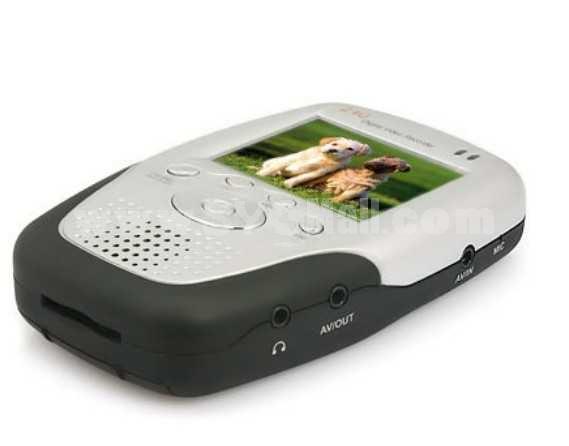 2.5 Inch 2.4GHz Multi-Function Digital Wireless Monitor
