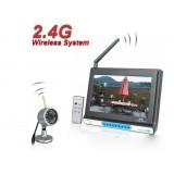 Wholesale - 7 Inch 2.4GHz Multi-Function Digital Wireless Monitor
