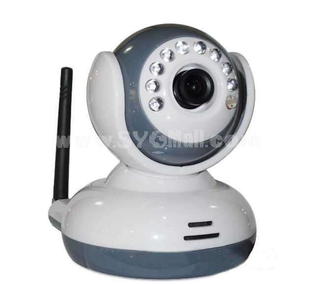 2.4 Inch 2.4GHz Digital Wireless Babymonitor