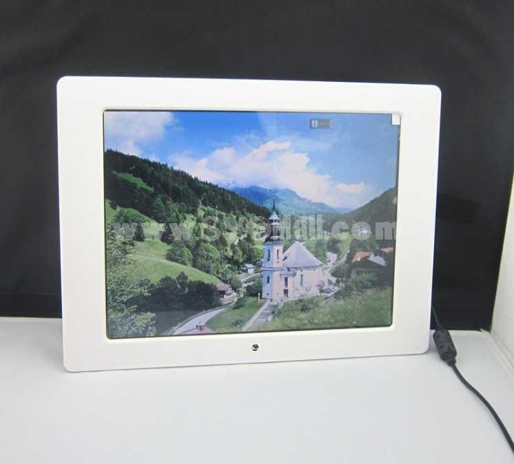 JIADEMEI 12 Inchi LED HD Digital Photo Frame 1208