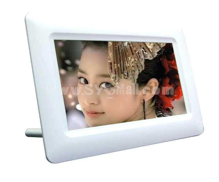 JIADEMEI 7 Inchi Digital Photo Frame HX-701DGN