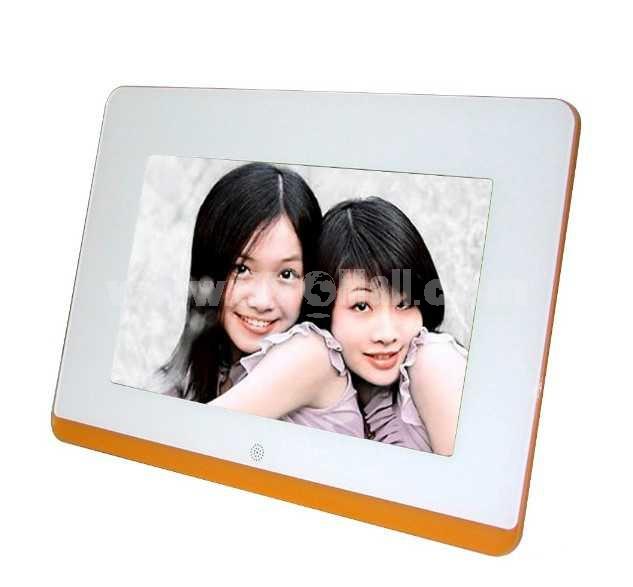 JIADEMEI 7 Inchi HD Digital Photo Frame HX-701JS