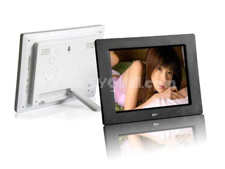 JIADEMEI 8 Inchi ultrathin HD Digital Photo Frame HX-803