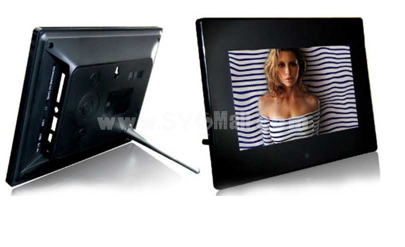 JIADEMEI 7 Inchi Mirror Surface HD Digital Photo Frame HX-706JS