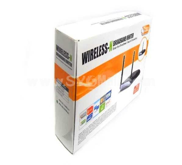 150Mbps Wireless-N Broadband Router (YY-RU03)