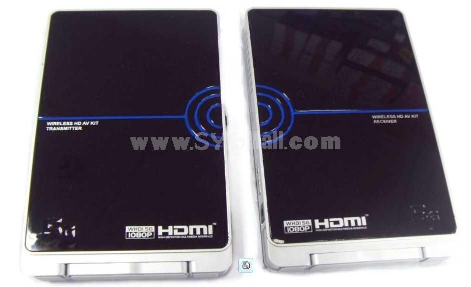 Wireless HDMI Transmitter & Receiver Kits (YY-AV511WH)