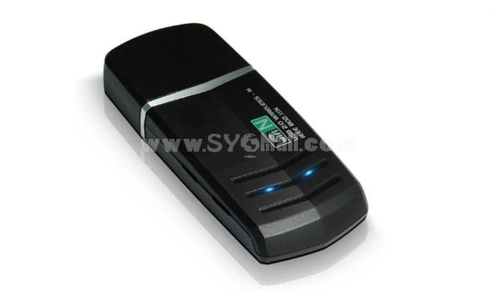 300Mbps USB Wireless Lan 802.11N (YY-Wl05)