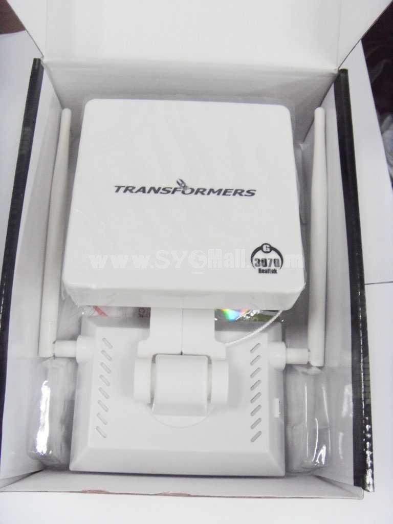 TRANSFORMERS Pattern High Power  Adapter (YY-X1080)