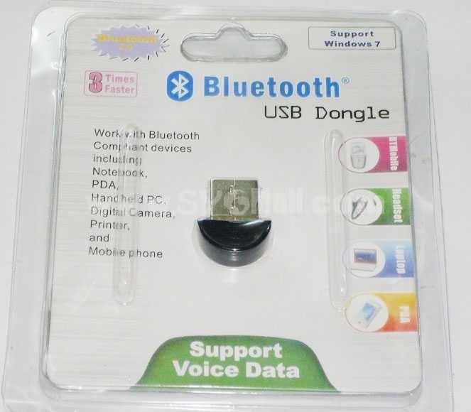 Bluetooth USB2.0 Mini Dongle (YY-BTUD1)