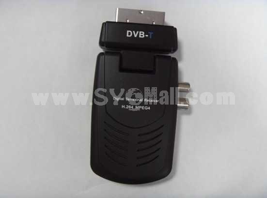 Mini HD Scart DVB-T Receiver (YY-DVSC9)