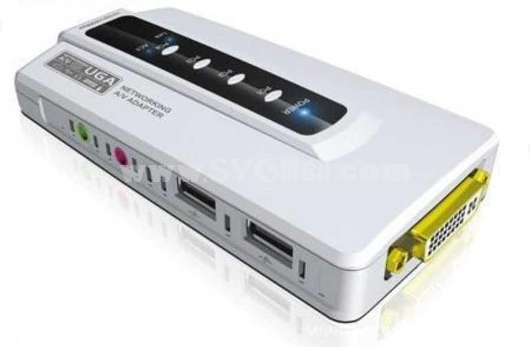 USB Nework A/V Adapter (YY-UGA01)