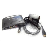 Wholesale - RCA Composite Video And S-Video to HDMI Converter (YY-RHQS450)