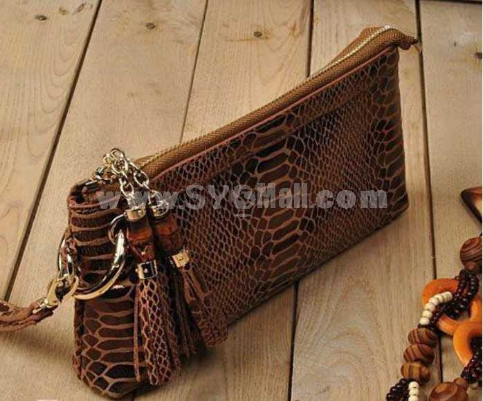 European Style Lady Leather Hand Bag