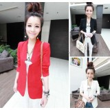 Wholesale - Must-Have Slim Small Suit with Long Sleeves (W323)