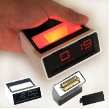 Wholesale - LED Alarm Clock with Thermometer, Creative Shape