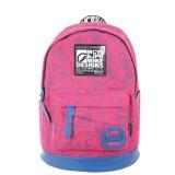 Wholesale - MCYS&JPN Durable Korera Style Multifunction Zipper Laptop Backpack 3102