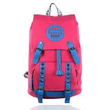 Wholesale - MCYS&JPN Durable Zipper Canvas Laptop Backpack 672