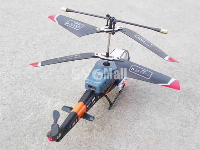 3CH RC Helicopter with Propellers (L3)