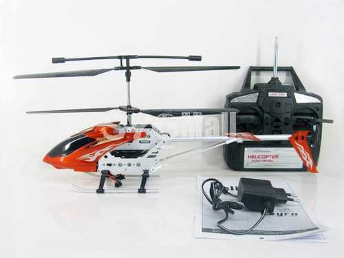 3CH RC Helicopter with GYRO (L131-5)