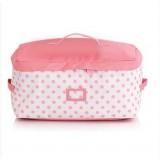 Wholesale - Stylish Walzer Bowknot Decor Storage Bag Large
