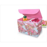 Wholesale - Stylish Pink Phoenix Style Storage Box Large