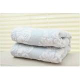 Wholesale - Sky Cotton Flora Pattern  Bath Towel 2178
