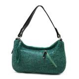 Wholesale - Stylish Casual Cow Leather Soild Color Handbag Shoulder Bag Messenger Bag