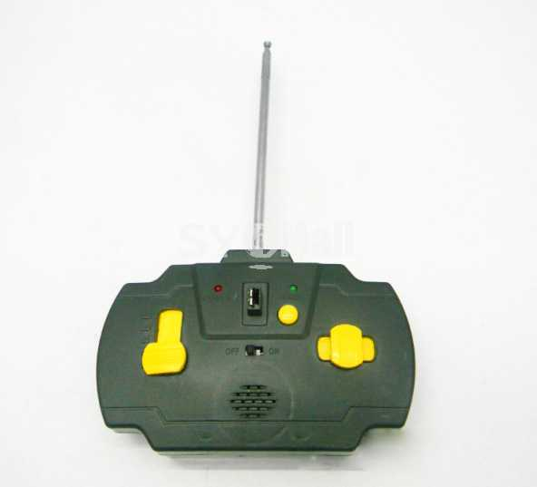 Mini Flyer Wireless Infrared RC Birds with Gun