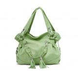 Wholesale - Fashion Knitted Tassels Shoulder Bag