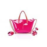Wholesale - Delicate Designed Patent Leather Shoulder Bag