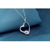 Wholesale - The Start of Love Cupronickel Pendent
