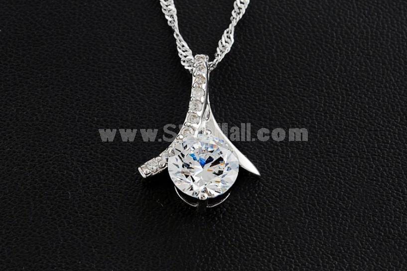 """""""Heat and Arrows"""" Cupronickel Pendent"""