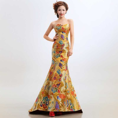 http://www.orientmoon.com/37614-thickbox/strapless-floor-length-brocade-empire-zipper-mermaid-wedding-dress.jpg