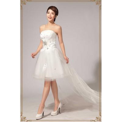 http://www.orientmoon.com/37913-thickbox/strapless-short-mini-tulle-zipper-lace-up-wedding-dress-lf115.jpg