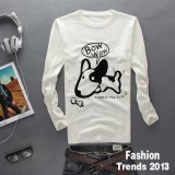 Wholesale - Fashionable Casual Lovely Snoopy Pattern Round-Neck Knitwear (1504-DT50)