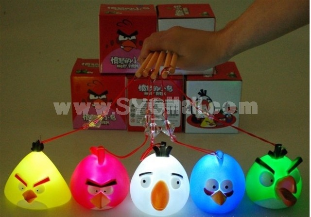 New Arrival Angry Birds Shaped Lantern