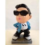 wholesale - Creative Gangnam Style PSY Shaped Piggy Bank