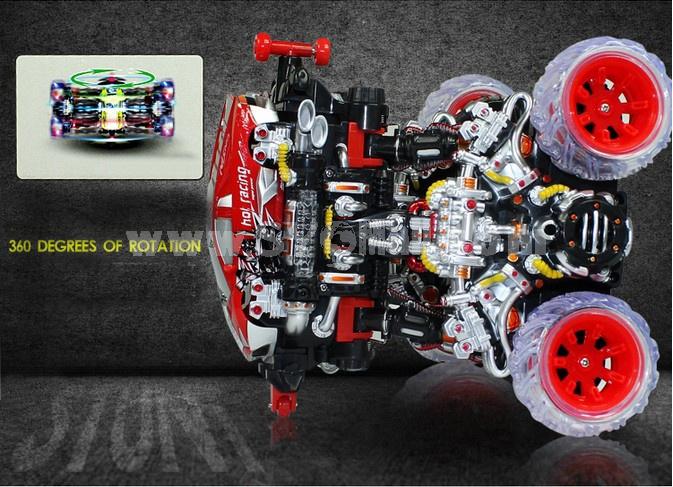 Lamborghini RaTwister RC Stunt Car