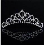Wholesale - Lovely Rhinestone Splash Wedding Tiara